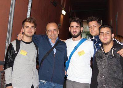 Amici di Mario al memoriale