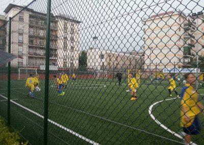 Foto campo da calcio