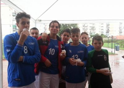 Foto bambini calciatori