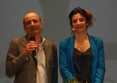 Ugo Ricciardi e Maria Bolignano