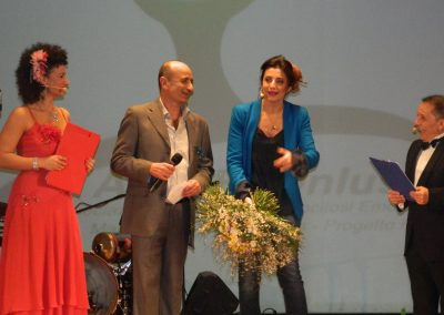 Ugo Ricciardi, Maria Bolignano, Natalia Cretella e Lello Pirone