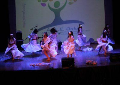 Esibizione di ballerini