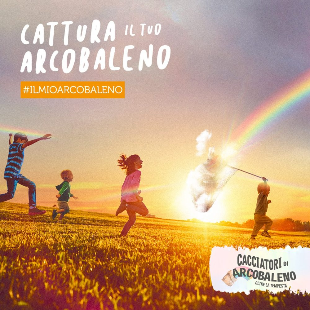 iniziative aile cacciatori di arcobaleno